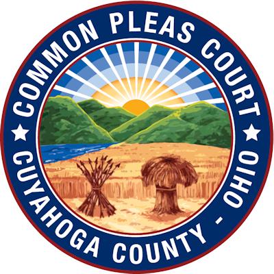 common pleas web logo