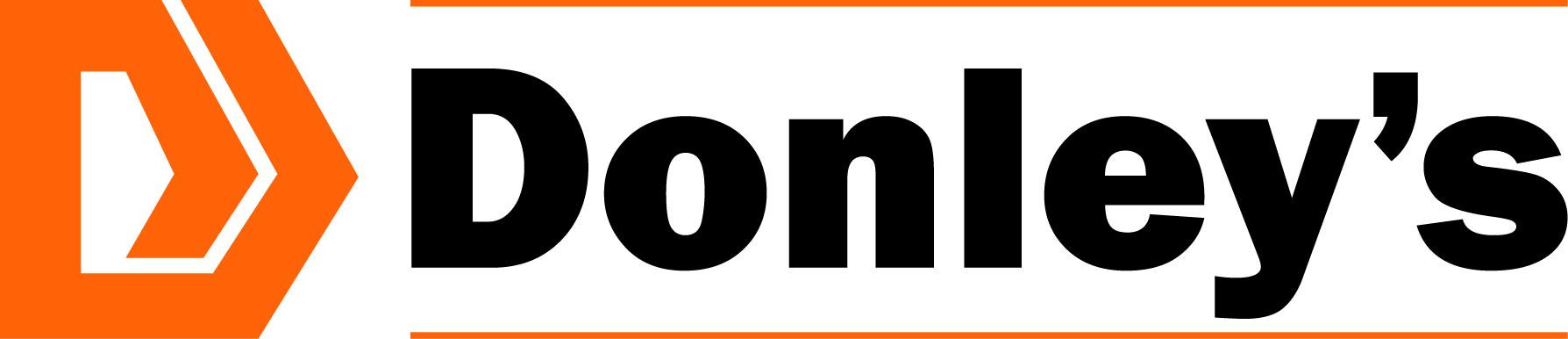 Donleys Logo Jumbo – 6 inch